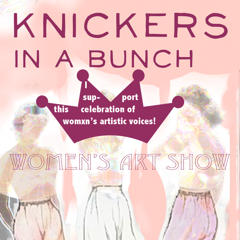 knickers donor and sponsor graphic