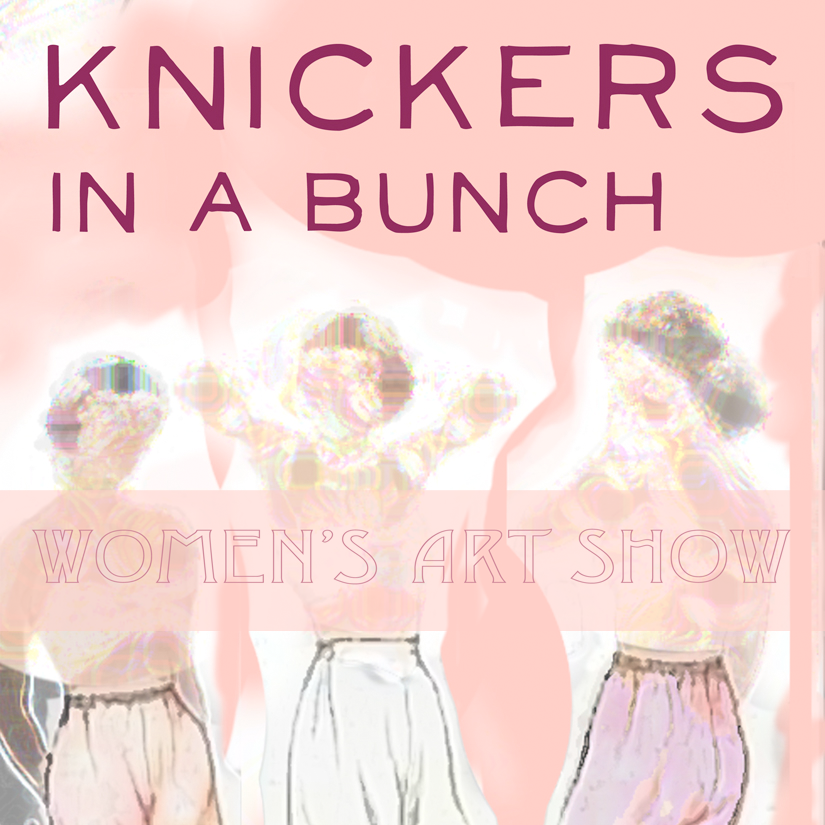 knickers in a bunch square covered